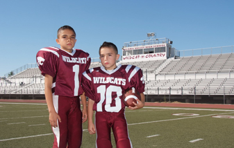Youth Football Photography
